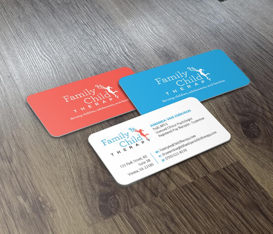 Logo & Business Cards   Sima Designs