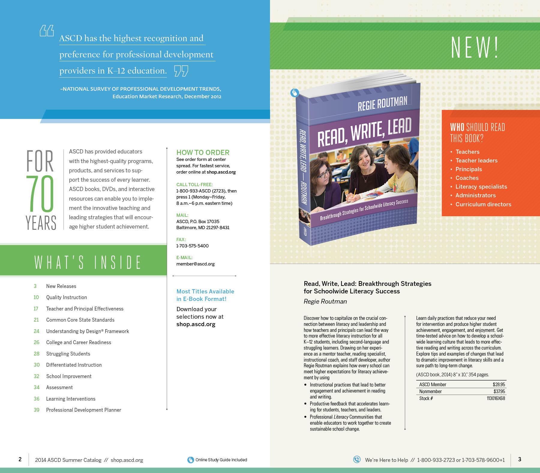 Catalog cover and interior sima designs for Designs com